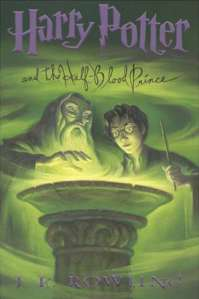 Harry potter and the half blood prince ebook